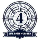 Life Path Number 4 Numerology Meaning