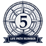 Life Path Number 5 Numerology Meaning