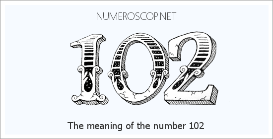 Angel number 102 meaning