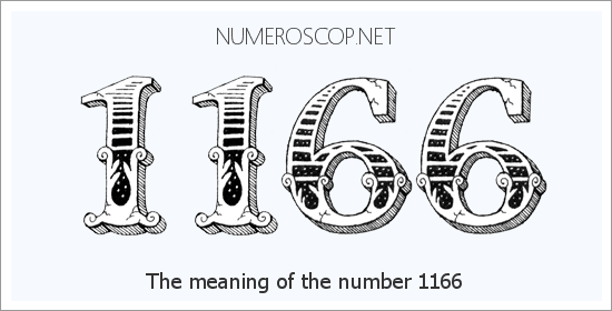 Meaning of 1166 Angel Number - Seeing 1166 - What does the number ...