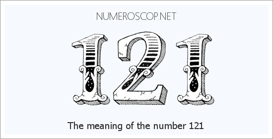 Angel number 121 meaning