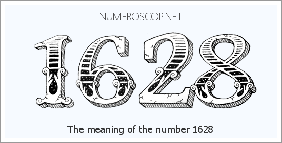 Meaning of 1628 Angel Number - Seeing 1628 - What does the number ...