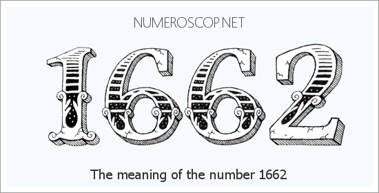 Meaning of 1662 Angel Number - Seeing 1662 - What does the number ...