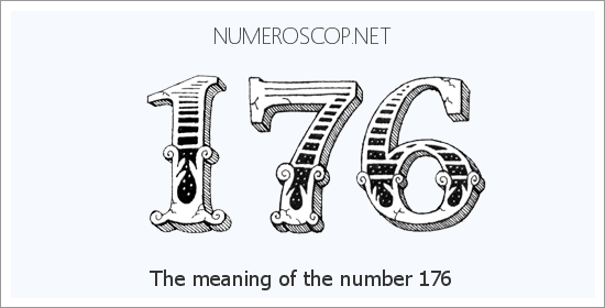 Angel number 176 meaning
