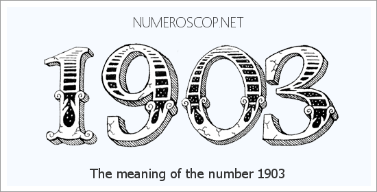 Meaning of 1903 Angel Number - Seeing 1903 - What does the number ...