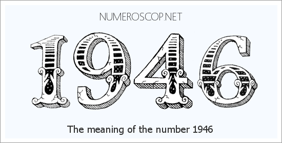 Meaning of 1946 Angel Number - Seeing 1946 - What does the number ...