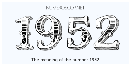 Meaning of 1952 Angel Number - Seeing 1952 - What does the number ...