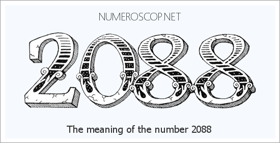 Angel number 2088 meaning