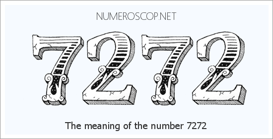 Angel Number 7272 – Numerology Meaning of Number 7272
