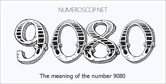 Angel number 9080 meaning
